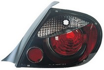 IPCW CWT-415C2 Crystal Eyes Crystal Clear Tail Lamp Pair 03-00-CWT-415C2