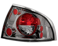 00-03 Nissan Sentra In Pro Car Wear Tail Lights - Platinum Smoke