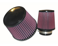 "2001-2003 Volvo V70 Injen Air Filters - 2.50"" Black Filter 6"" Base / 5"" Tall / 5"" Top"