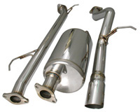 03-09 Element 2WD, AWD & SC Models Injen 60mm Super SES Exhaust System w/ SS Tip
