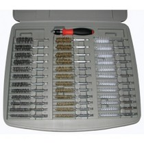 "1970-1972 GMC K5_Jimmy Innovative Products Of America 36 Piece Bore Brush Set With 1/4"" Driver Handle"