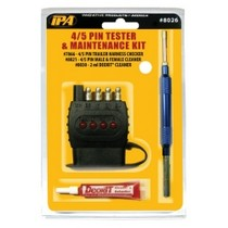 2000-2005 Lexus Is Innovative Products Of America 4/5 Pin Tester and Maintenance Kit