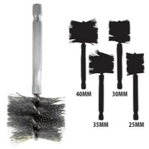 2001-2005 Toyota Rav_4 Innovative Products Of America 25-40 MM Stainless Steel Brush Kit