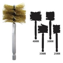 2000-2005 Lexus Is Innovative Products Of America 25mm-40mm Brass Bore Brush Set