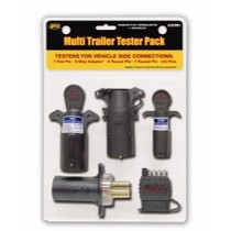 1997-2002 Buell Cyclone Innovative Products Of America Vehicle-Side Trailer Circuit Tester Pack