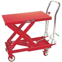 2000-2006 Mercedes Cl-class Intermarket Hydraulic Table Cart