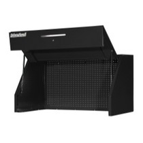 "1991-1994 Mazda Navajo International Tool Box 54"" Wide Super Heavy Duty Canopy / Hutch - Black"
