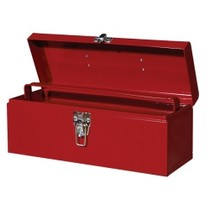 "1960-1961 Dodge Dart International Tool Box 19"" Metal Hand Tool Box"