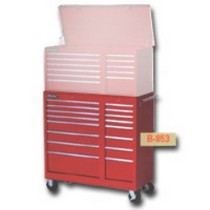 1994-1998 Ducati 916 International Tool Box 16 Drawer Mobile Work Cabinet