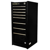 1994-1998 Ducati 916 International Tool Box 8 Drawer Black Side Cabinet