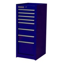 1994-1998 Ducati 916 International Tool Box 8 Drawer Blue Side Cabinet