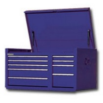 1991-1995 Volvo 940 International Tool Box 9 Drawer Top Chest (Blue)