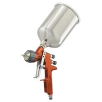 1982-1992 Pontiac Firebird ITW Devilbiss Tekna® Copper Limited Edition HE Gravity Spray Gun With Aluminum Cup