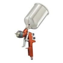 1993-2002 Ford Econoline ITW Devilbiss Tekna® Copper HE Gravity Spray Gun With Cup (1.3mm, 1.4mm, 7E7 Air Cap)