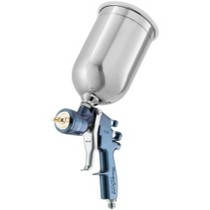 2001-2003 Honda Civic ITW Devilbiss FLG-654 Finishline HVLP Spray Gun Value Kit