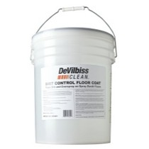 1984-1996 Chevrolet Corvette ITW Devilbiss Dirt Control Floor Coat (5 Gal)