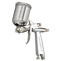 2000-2007 Ford Taurus Iwata LPH50-102G HVLP Spray Gun With Side Mounted 130 ml Cup