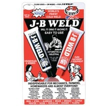 2005-2010 Scion TC J B Weld J-B Weld Welding Compound