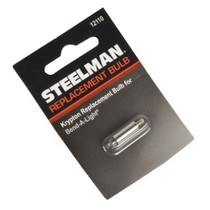 1958-1958 Chevrolet Delray J S Products (steelman) Bend-A-Light Replacement Bulb
