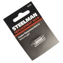 1958-1958 Chevrolet Delray J S Products (steelman) Bend-A-Light Krypton Replacement Bulb