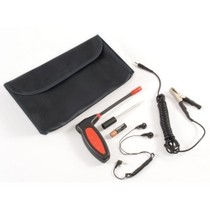 Universal (All Vehicles) J S Products (steelman) Mini EngineEAR Electronic Stethoscope and Vibration Detector Combo