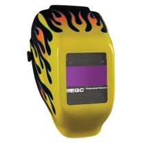 2008-9999 Jeep Liberty Jackson Safety Halo X Yellow Flame Pro Variable Welding Helmet