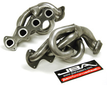 1997-2004 Chevrolet Corvette JBA Stainless Steel Shorty Header