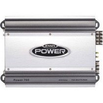 2001-2004 Mazda Tribute Jensen 760 Watt 4 Channel Amplifier