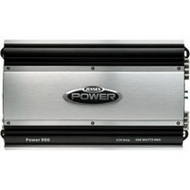 2001-2004 Mazda Tribute Jensen 900 Watt Mono Amplifier