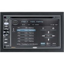2007-9999 Mazda CX-7 Jensen 2DIN 6.2-inch Touch Screen Multimedia System