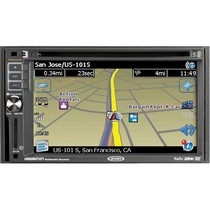 2000-2002 Hyundai Tiburon Jensen 2Din 6.2-inch Hi-resolution Digital Touch Panel Display And Built-in Bluetooth & Navigation