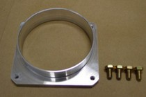 All Cars (Universal), All Jeeps (Universal), All Muscle Cars (Universal), All SUVs (Universal), All Trucks (Universal), All Vans (Universal) Billet 80-90mm MAF Adapter