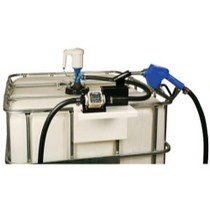 Universal (All Vehicles) John Dow Industries DEF (Diesel Emission Fluid) 275 Gallon IBC TOTE Dispensing System