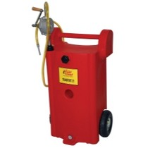 "2008-9999 Pontiac G8 John Dow Industries 25 Gallon Fuel Chief Poly Gas Caddy With ""FM Approved"" Pump"