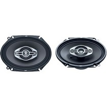 "1971-1976 Chevrolet Caprice JVC 6"" x 8""/5"" x 7"" 4-Way Coaxial Speaker with 310 Watts Max Power Handling"