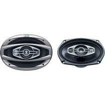 "1971-1976 Chevrolet Caprice JVC 6"" x 9"" 5-Way Coaxial Speaker with 490 Watts Max Power Handling"