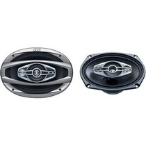 "1971-1976 Chevrolet Caprice JVC 6"" x 9"" 4-Way Coaxial Speaker with 510 Watts Max Power Handling"