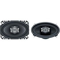 1971-1976 Chevrolet Caprice JVC 4 x 6 Inch 2-Way Coaxial Speaker