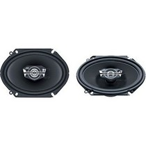 1971-1976 Chevrolet Caprice JVC 6 x 8 Inch 3-Way Coaxial Speaker