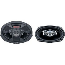 1971-1976 Chevrolet Caprice JVC 6 x 9 Inch 3-Way Coaxial Speaker