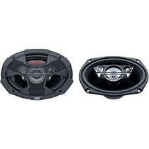 1971-1976 Chevrolet Caprice JVC 6 x 9 Inch 4-Way Coaxial Speaker