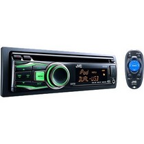1964-1973 Ford Mustang JVC Single DIN Dual USB / CD Receiver with Front AUX
