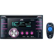 1964-1973 Ford Mustang JVC Double-DIN Bluetooth Wireless Technology Dual USB/CD Receiver
