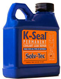 1991-1993 GMC Sonoma K-Seal Fluids - Coolant Leak Repair