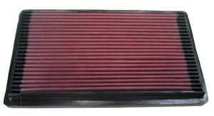RAM AIR INTAKE Kit RED AIR FILTER FOR Ponitac 95-05 Bonneville 3.8L V6