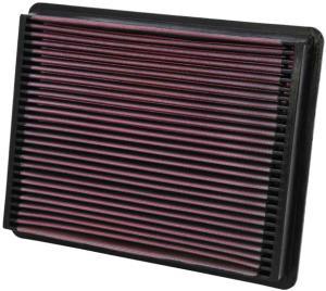 K/&N 33-2062-1 Hi-Flow Air Intake Drop in Filter for GMC CHEVY 6.5L V8 DIESEL