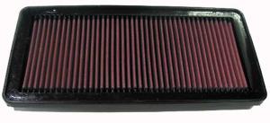 K/&N Air Filter 01-03 Acura CL//TL Type-S 3.2L V6 Black Cold Air Intake
