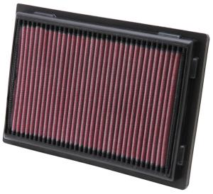 LEXUS OEM FACTORY AIR FILTER SET 2007-2013 LS460 LS600H 17801-0V020 X2