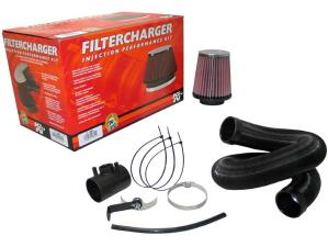 "3/"" Cold Air Intake Filter Universal BLACK For Suzuki Aerio//Forenza//Forsa//Samurai"