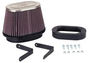 HPS Short Ram Air Intake Kit Red for 91-99 Mitsubishi 3000GT Non Turbo 3.0L V6